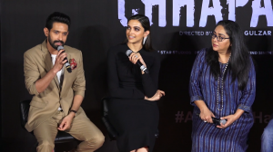 Vikrant Massey talks about his emotional moments during shooting for Chhapaak