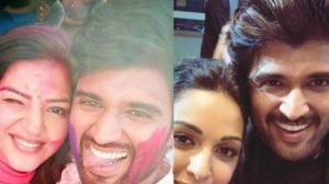 Vijay Deverakonda: World Famous Lover's THESE photos with other celebs reveals his fun side