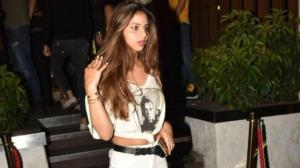 When Suhana Khan made heads turn in an all white attire; Check out her THROWBACK photos