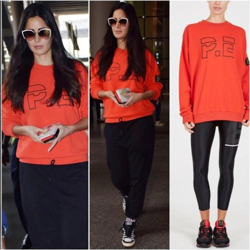 Katrina Kaif in P.E Nation