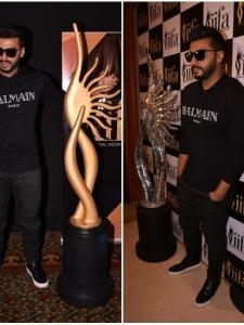 Arjun Kapoor clicked at an event