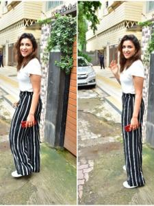 Parineeti Chopra gets papped in the city