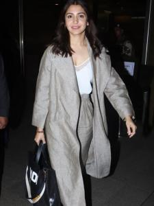 Anushka Sharma: Solid colours to polka dots, Have a look at these uber cool co ord sets sported by the star