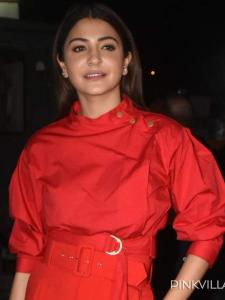 PHOTOS: 5 Stunning looks of Anushka Sharma in red outfits that demand your attention
