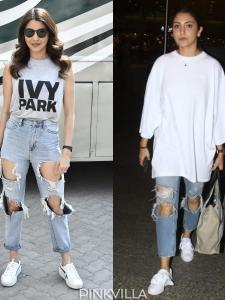 All the times Anushka Sharma showed how to style ripped jeans and look uber cool