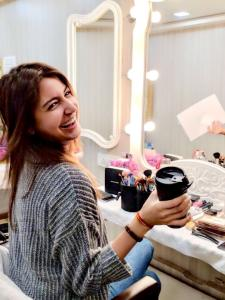 Anushka Sharma: Taking you inside the actress' vanity van which deserves all your attention; See Photos