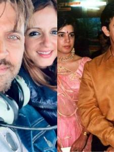 Hrithik Roshan & Sussanne Khan to Aamir Khan & Reena Dutta, here's a look at divorced couples who are friends