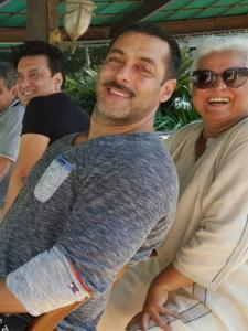 Salman Khan: Here are 8 pictures from the superstar's Panvel farmhouse; Check it out