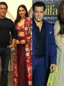 Sara Ali Khan to Saiee Manjrekar, check out Salman Khan's UNMISSABLE pictures with the star kids