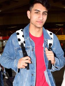 Ibrahim Ali Khan, Suhana Khan to Aarav Bhatia: Steal tips from star kids for the perfect denim jacket look