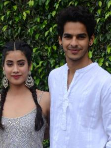 Ishaan Khatter & Janhvi Kapoor's interesting quotes about each other prove they share a great friendship