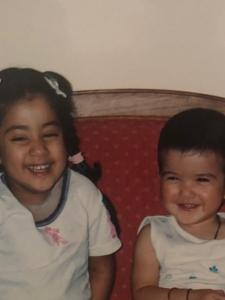 Janhvi Kapoor and her cousin Shanaya Kapoor's childhood pictures are awwdorable; Check it out