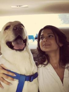 PHOTOS: Jennifer Winget's awwdorable moments with her dog Breezer will make you want to adopt one ASAP