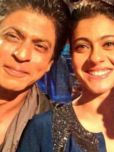 Happy Birthday Kajol: Check out the Kuch Kuch Hota Hai actress' selfies with other stars