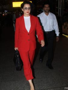 Kangana Ranaut: A look at times the actress donned a pantsuit and proved she is the ultimate fashion queen