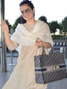Kangana Ranaut: From Dior to Gucci, the Panga star's collection of luxury bags will make your jaws drop