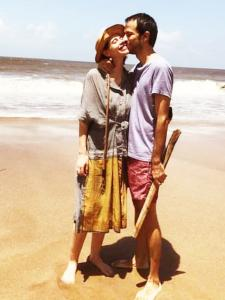 PHOTOS: Mom to be Kalki Koechlin and boyfriend Guy Hershberg's adorable moments are unmissable
