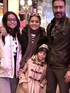 PHOTOS: Kajol's THESE family moments are all things heart; Check it out