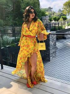 PHOTOS: Priyanka Chopra's 7 floral outfits that we want to steal from her wardrobe