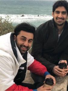 PHOTOS: Ranbir Kapoor's BFF moments with Ayan Mukerji show they share an unbreakable bond; Check it out