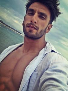PHOTOS: Happy Birthday Ranveer Singh; Check out the sexiest selfies of the talented and stylish star