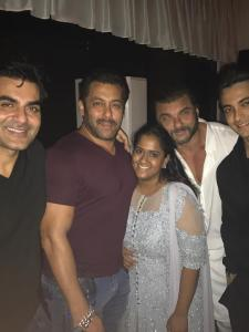Salman Khan Birthday Special: Check out THESE photos of the Dabangg star with his family