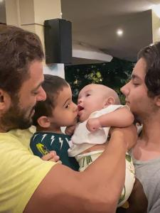 Happy Birthday Salman Khan: The Superstar's PHOTOS with his nephews & nieces show the amazing bond they share