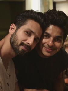 Kabir Singh star Shahid Kapoor's BOND with Ishaan Khatter REVEALED in these pics; Check it out
