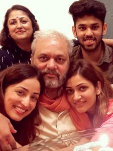 Yami Gautam Birthday Special: Take a look at the actress' endearing moments with her family