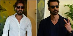 Ajay Devgn, Arjun Rampal and brothers Ronit-Rohit Roy spotted in the city