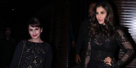 In Pics: Huma Qureshi, Sophie Choudry and Ronit Roy attend a launch party!