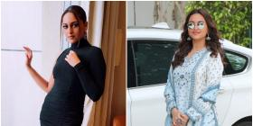 Sonakshi Sinha in Cinq-a-Sept and Anita Dongre : Yay or Nay?