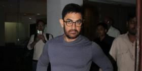 PHOTOS: Laal Singh Chaddha actor Aamir Khan looks suave as he steps out in the city