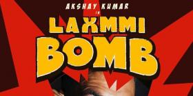 Laxmmi Bomb: Akshay Kumar's FIRST look is out & his kohl eyes & bomb of an expression is winning the internet