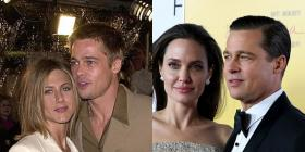 Five ways Brad Pitt & Jennifer Aniston's wedding was different from the actor's nuptials with Angelina Jolie