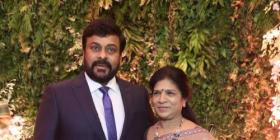 Megastar Chiranjeevi confesses he calls his wife Rekha; Here's why