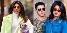 Priyanka Chopra Jonas's outfits for her walks with her dog are simply pawfect