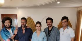 Total Dhamaal  Box Office Collection Day 9: Ajay Devgn, Anil Kapoor, Madhuri Dixit's film crosses Rs 100 crore