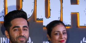 Andhadhun: Ayushmann Khurrana, Tabu & others celebrate the film's win at the National Film Awards; View Pics