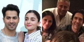 The One With The Selfie: Alia Bhatt, Varun Dhawan & others can't keep calm as Jennifer Aniston joins Instagram