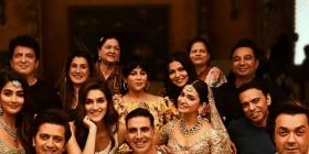 Akshay Kumar, Nawazuddin Siddiqui and the entire Housefull 4 cast unite to shoot a special song for the film