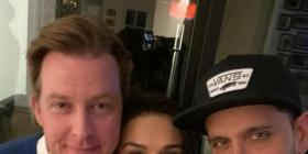 Hrithik Roshan bonds with Preity Zinta in LA and wishes her 'a jaadu year' on her birthday