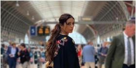 Jawaani Jaaneman: Tabu shares her first look from the Saif Ali Khan starrer; View PIC