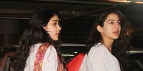 Sridevi on comparison between Jhanvi Kapoor and Sara Ali Khan: You don't have to turn your face away from each other
