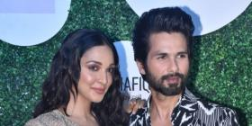 PHOTOS: Kabir Singh duo Shahid Kapoor and Kiara Advani look their fashionable best at an event