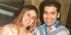Kareena Kapoor wishes Karan Johar on his birthday in a quirky way with a throwback photo; Calls him 'Sexy'
