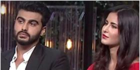 Katrina Kaif and Arjun Kapoor's epic banter over a pillar in her latest pic is your weekend dose of laughter