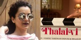 Thalaivi: Kangana Ranaut kick starts the shoot of Jayalalithaa biopic; View PIC