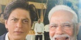 Shah Rukh Khan, Aamir Khan & others meet PM Narendra Modi to discuss ways to celebrate Gandhi's ideologies