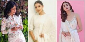 Priyanka Chopra Jonas, Anushka Sharma, Alia Bhatt & more celeb approved ways to wear white this wedding season